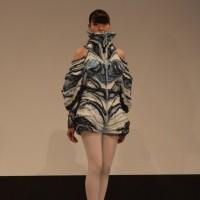 倉敷ファッションフロンティア2015 グランプリ・経済産業大臣賞受賞