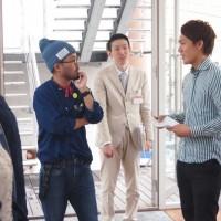 ネ・ネットデザイナー髙島一精先生の特別授業